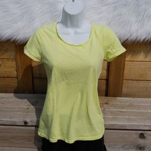 Tops - Bright and Basic Short Sleeve Tee